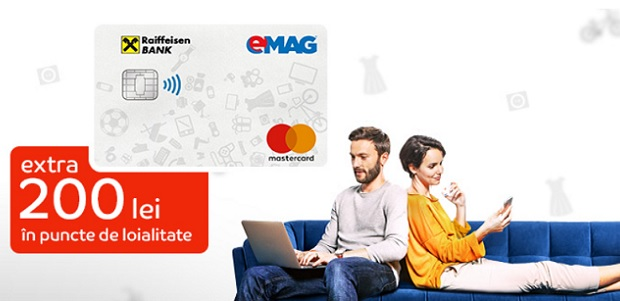 Carduri de credit online emag