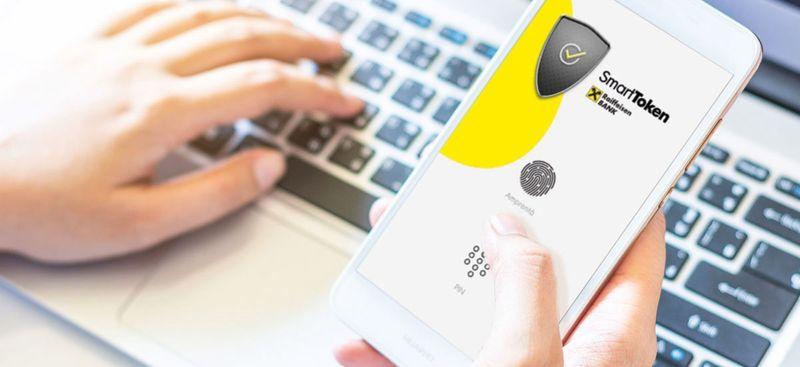 Media lunara a clientilor care au inceput sa foloseasca serviciile digitale oferite de Raiffeisen Bank a crescut de la 54.000 lunar, la inceputul lui 2020, la 75.000 in 2021