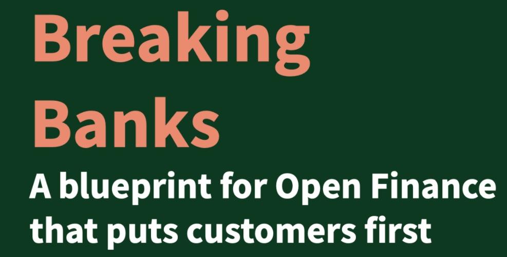 Startups call for Open Finance to break the dominance of banks