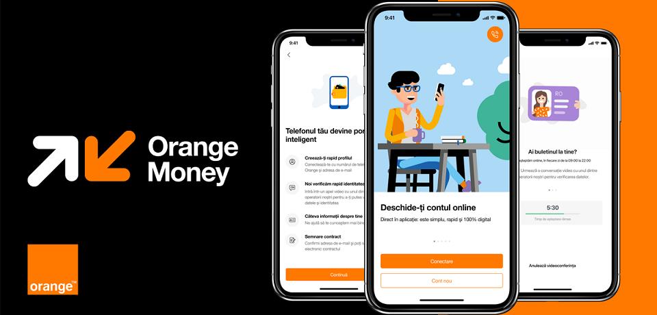 Produsele financiare Orange Money sunt accesibile clienților din orice rețea de telefonie mobila