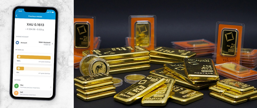 Bullion buying app Paysera sells €1.4 million worth of physical gold in first two months