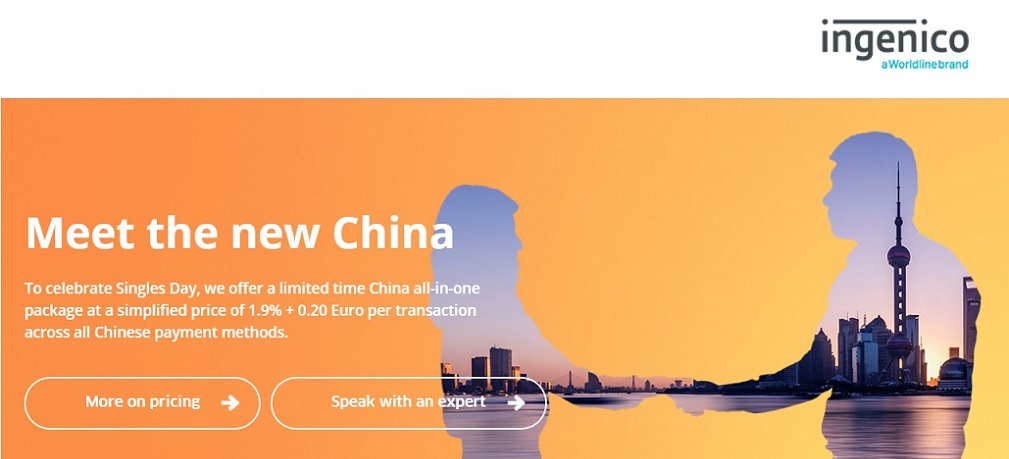 Worldline launches China all-in-one solution and unlocks the full potential of WeChat Pay for international customers entering Chinese commerce