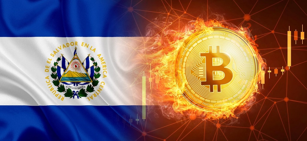 El Salvador becomes first country to adopt bitcoin as legal tender after passing law