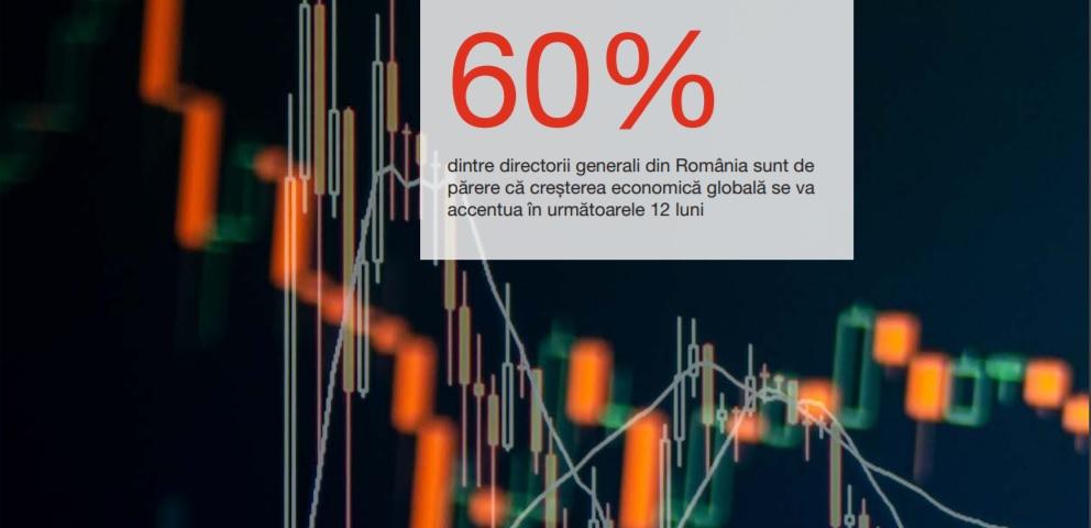 PwC CEO Survey România 2021: Optimismul directorilor generali privind revenirea economiei globale a atins un nivel record al ultimului deceniu