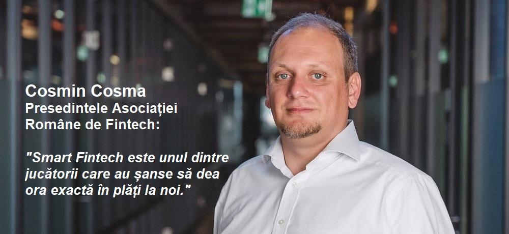 Smart Fintech, primul TPP autorizat pentru servicii de plată open banking, se alătură Asociației Române de Fintech