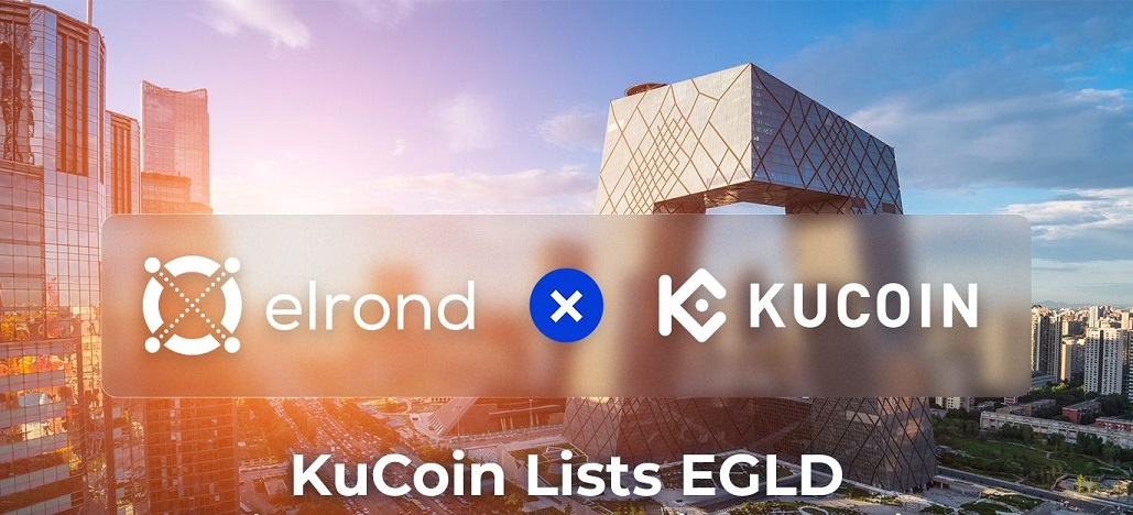 The fifth largest crypto trading platform in the world is listing Elrond ESDT Tokens developed by a Romanian blockchain company